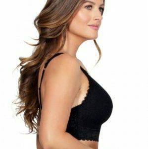 55949d271f Parfait Intimates   Sleepwear - 🆕PARFAIT Adriana Lace Black Bralette Sz  40G Bra